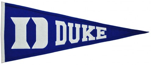 Winning Streak Duke Blue Devils NCAA Traditions Pennant