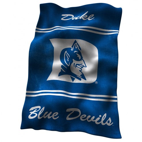Duke Blue Devils NCAA Ultrasoft Blanket