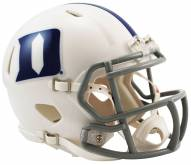 Duke Blue Devils Riddell Speed Mini Collectible Football Helmet