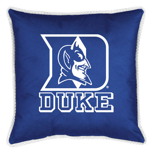 Duke Blue Devils Sidelines Pillow