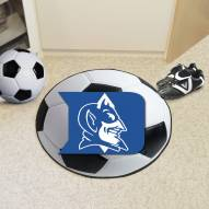 Duke Blue Devils Soccer Ball Mat