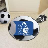 Duke Blue Devils Soccer Ball Mat
