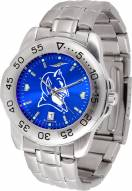 Duke Blue Devils Sport Steel AnoChrome Men's Watch