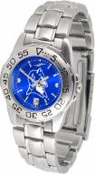 Duke Blue Devils Sport Steel AnoChrome Women's Watch