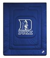 Duke Blue Devils Ncaa Full Queen Jersey Comforter