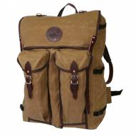Duluth Pack Bushcrafter Canvas Backpack - Waxed Canvas