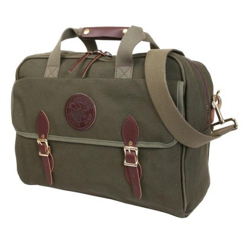Duluth Pack Classic Canvas Carry-On Bag - Waxed Canvas
