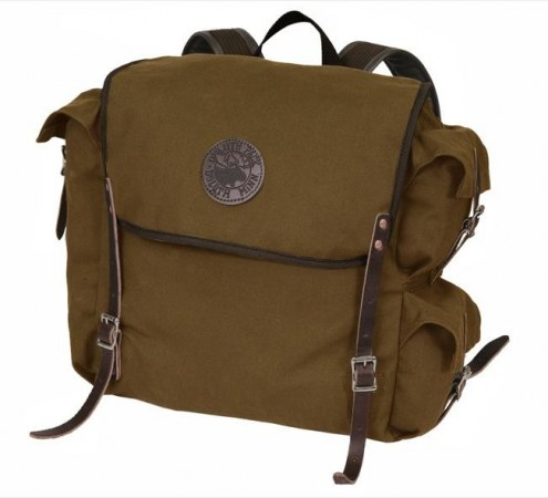 Duluth Pack Guide Canvas Backpack - Waxed Canvas