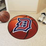 Duquesne Dukes Basketball Mat
