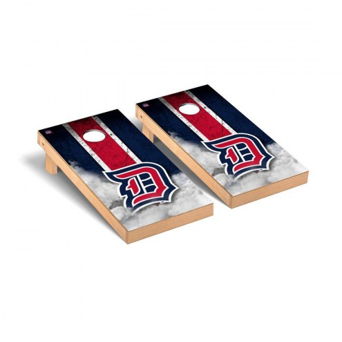 Duquesne Dukes Mini Cornhole Set