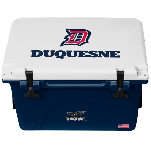 Duquesne Dukes ORCA 40 Quart Cooler