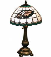 Philadelphia Eagles NFL Stained Glass Table Lamp