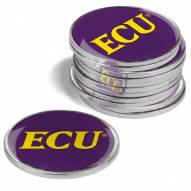 East Carolina Pirates 12-Pack Golf Ball Markers