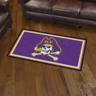 East Carolina Pirates 3' x 5' Area Rug