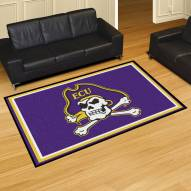 East Carolina Pirates 5' x 8' Area Rug