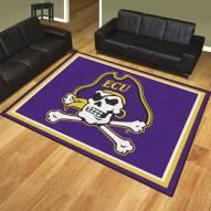 East Carolina Pirates 8' x 10' Area Rug