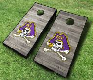 East Carolina Pirates Cornhole Board Set