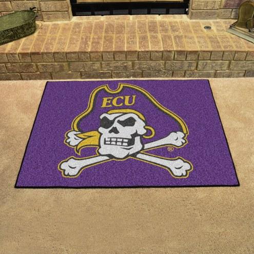 East Carolina Pirates All-Star Mat
