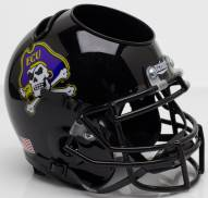 East Carolina Pirates Alternate 2 Schutt Football Helmet Desk Caddy