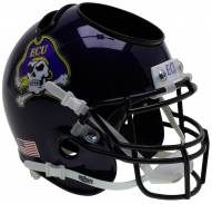 East Carolina Pirates Alternate 4 Schutt Football Helmet Desk Caddy