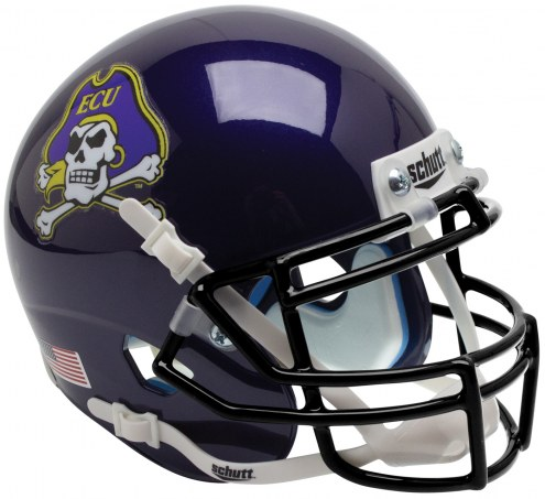 East Carolina Pirates Alternate 4 Schutt XP Authentic Full Size Football Helmet