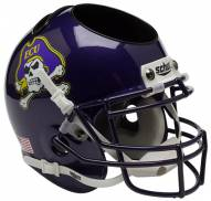 East Carolina Pirates Alternate 5 Schutt Football Helmet Desk Caddy