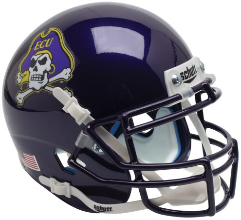 East Carolina Pirates Alternate 5 Schutt Mini Football Helmet