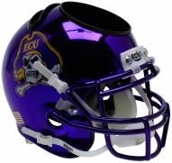 East Carolina Pirates Alternate 7 Schutt Football Helmet Desk Caddy
