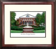 East Carolina Pirates Alumnus Framed Lithograph