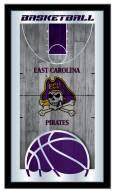 East Carolina Pirates Basketball Mirror
