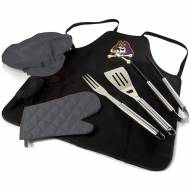 East Carolina Pirates BBQ Apron Tote Set