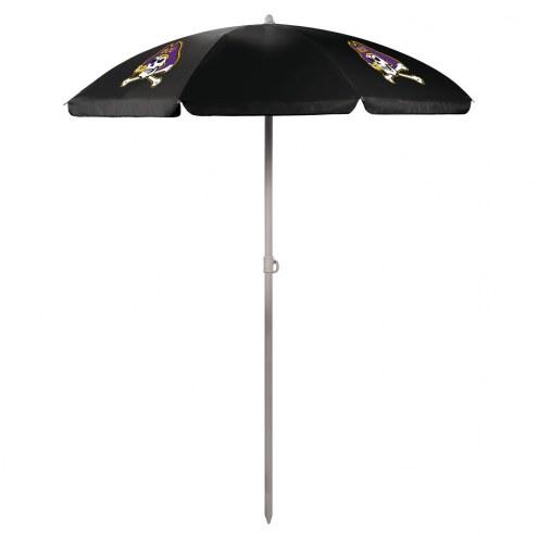 East Carolina Pirates Beach Umbrella