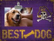 East Carolina Pirates Best Dog Clip Frame