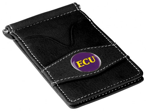 East Carolina Pirates Black Player's Wallet