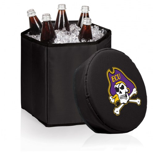 East Carolina Pirates Bongo Cooler