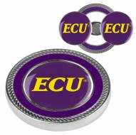 East Carolina Pirates Challenge Coin with 2 Ball Markers