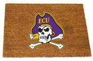 East Carolina Pirates Colored Logo Door Mat