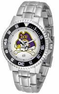 East Carolina Pirates Competitor Steel Men's Watch