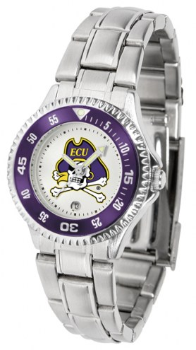 East Carolina Pirates Competitor Steel Women's Watch