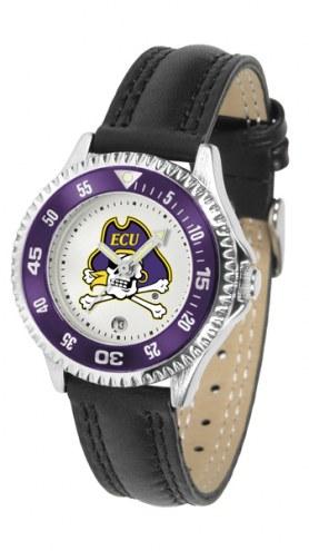 East Carolina Pirates Competitor Women's Watch