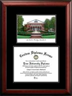 East Carolina Pirates Diplomate Diploma Frame