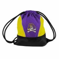 East Carolina Pirates Drawstring Bag