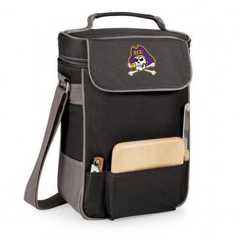 East Carolina Pirates Duet Insulated Wine Bag