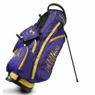 East Carolina Pirates Fairway Golf Carry Bag