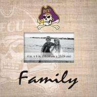 East Carolina Pirates Family Picture Frame