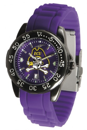 East Carolina Pirates Fantom Sport Silicone Men's Watch