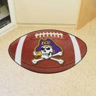 East Carolina Pirates Football Floor Mat