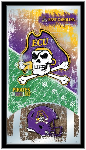 East Carolina Pirates Football Mirror