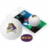 East Carolina Pirates Golf Ball & Ball Marker