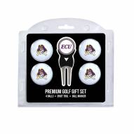 East Carolina Pirates Golf Ball Gift Set